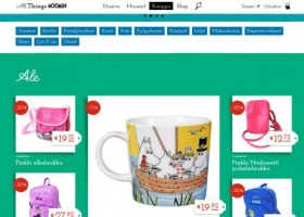 All things Moomin Alennuskoodi