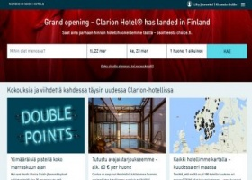 Nordic Choice Hotels Alennuskoodi
