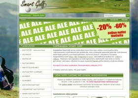 Smart golf Alennuskoodi